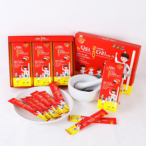 [DAYCELL] Dr.Long Dari Fermented Red Ginseng Jelly, 15g x 30ea