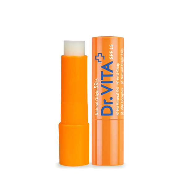 [DAYCELL] Dr.VITA Vitamin Lip Treatment 3.6g, SPF 15