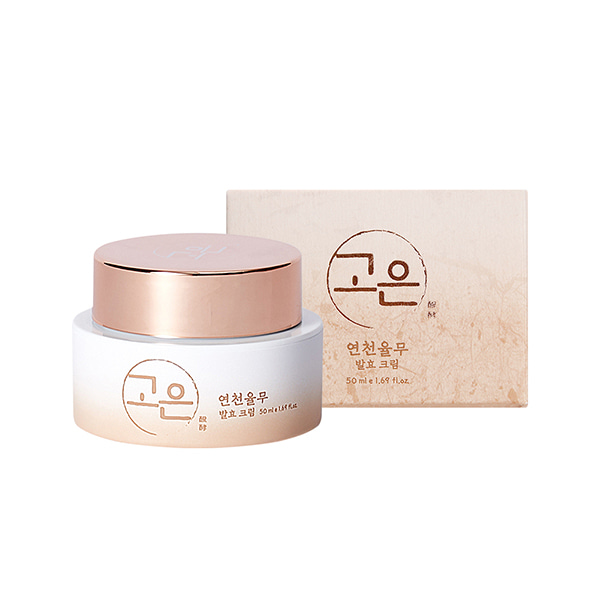 [DAYCELL] GOUN Yeoncheon Yulmu(adlay) Fermented Cream 50ml