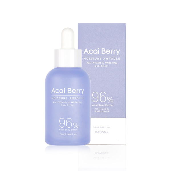 [DAYCELL] Acaiberry Antioxidant Moisturizing Ampoule 50ml