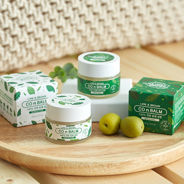 ★Exciting Summer Vacation Event★ [DAYCELL] Lime&Brown Co&Balm 20g / 2 Types