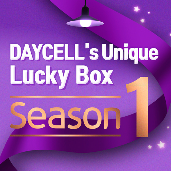 DAYCELL LUCKY BOX SEASON 1